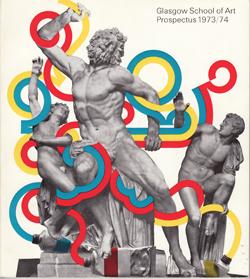 GSA prospectus 1973 - 74