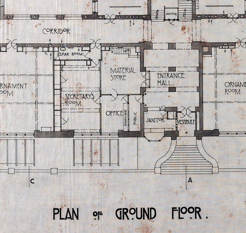 Design proposal c.1908