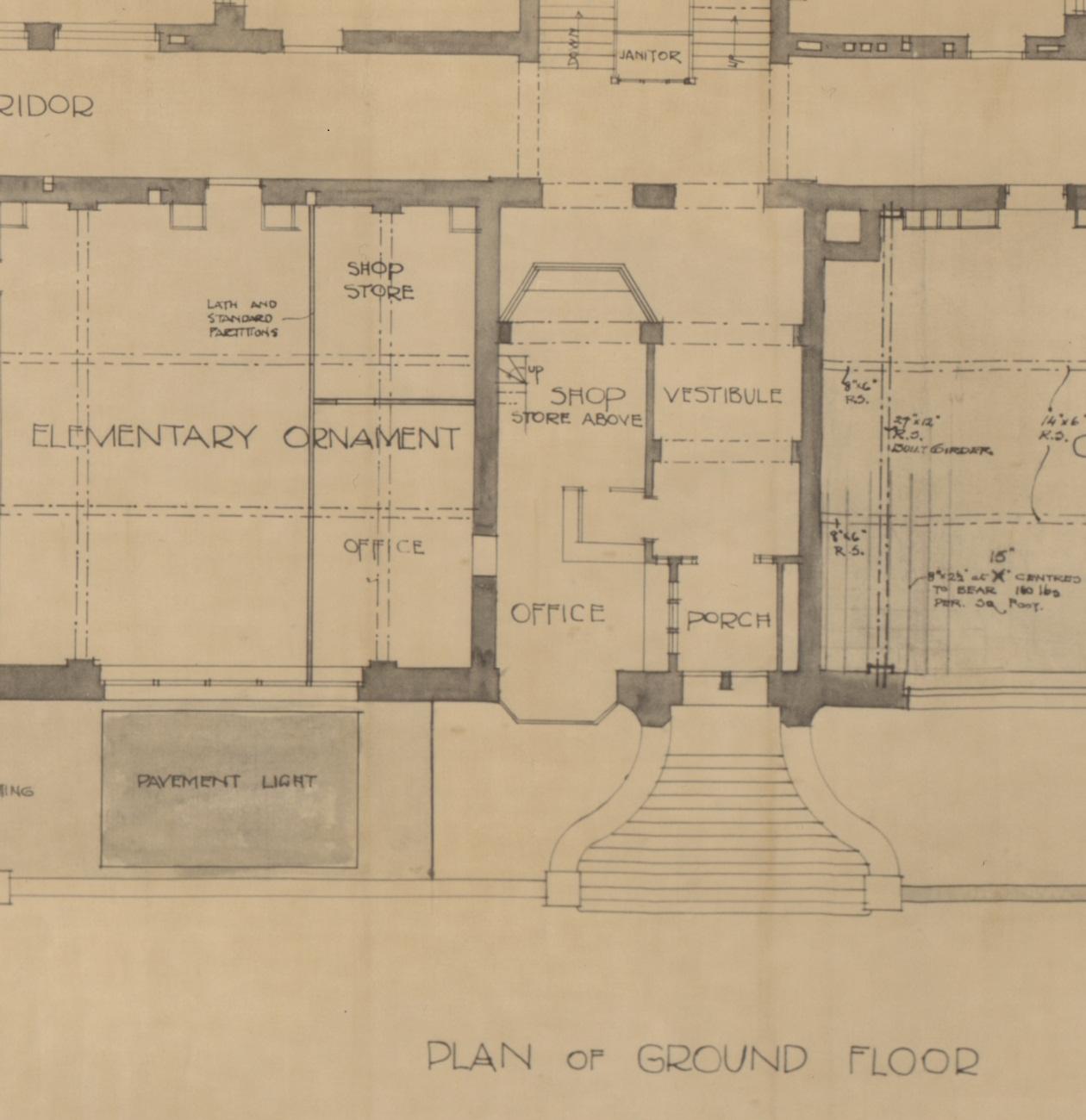Design proposal June 1907