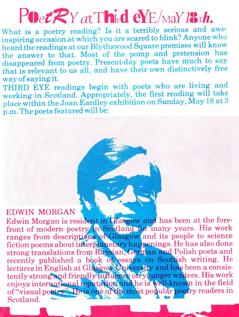(A small portion, one eighth of a full-page spread of Nuspeak's last edition, 1975. The image is courtesy of the Third Eye Centre/CCA)