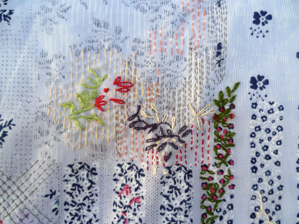 Work in progress by Antonia Riviere