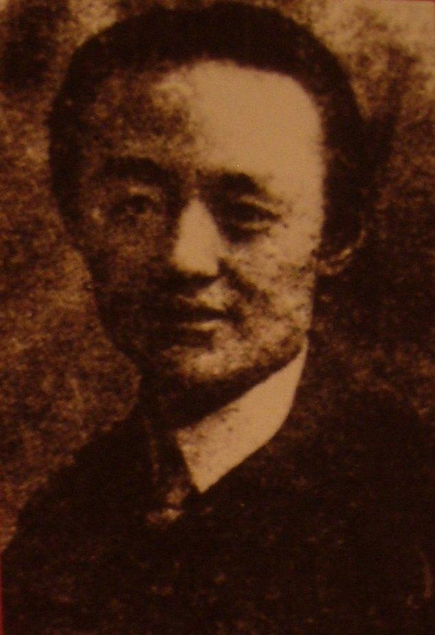 Tsoo Hong Lee (Li Yishi)