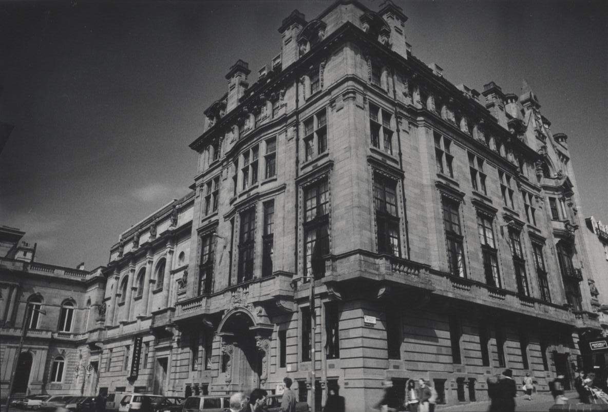 Old Athenaeum Building