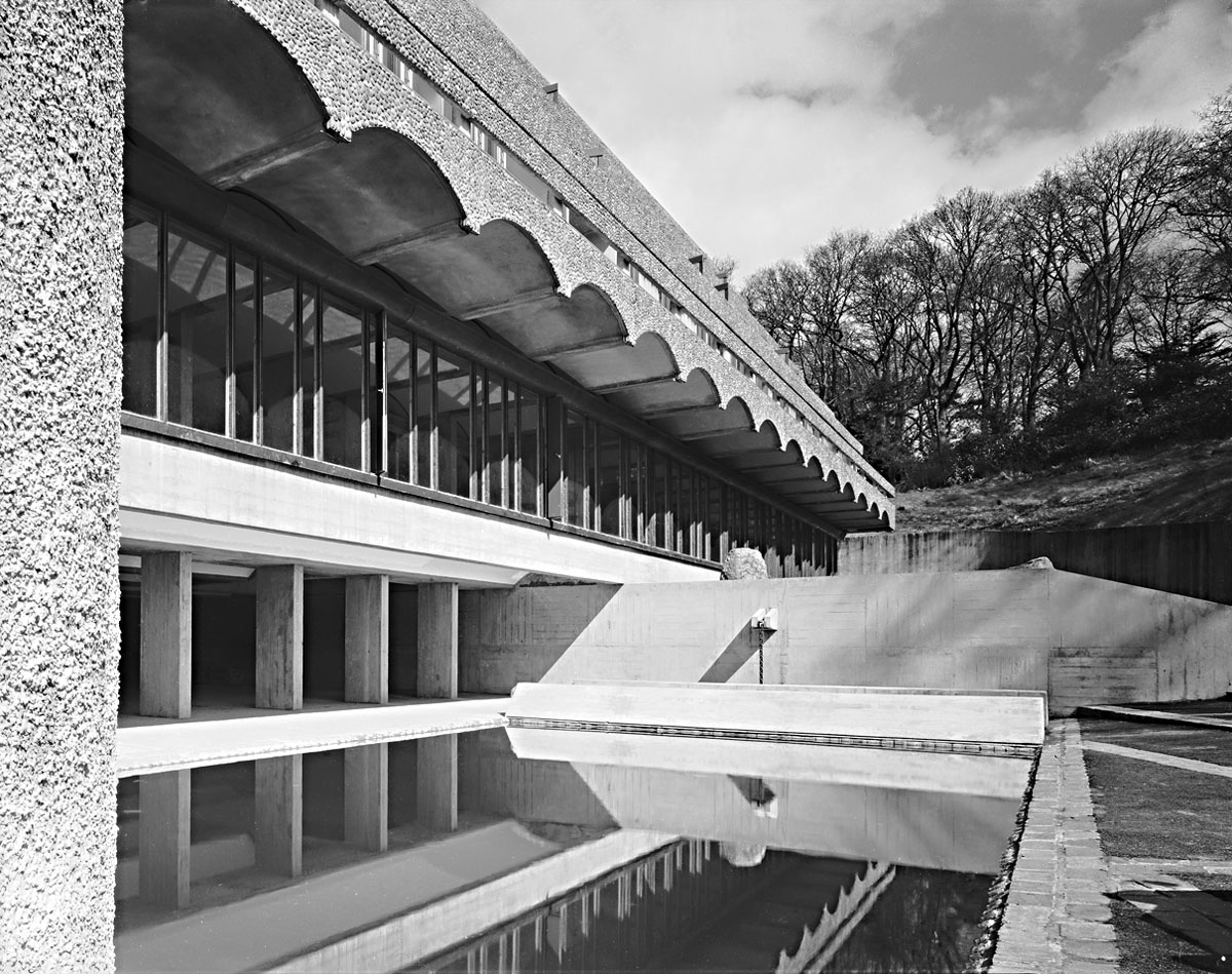 St Peter's Seminary, Gillespie, Kidd & Coia.
