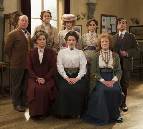 BBC Four's Up the Women