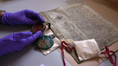 Training placements will include conservation work at the Scottish Council on Archives