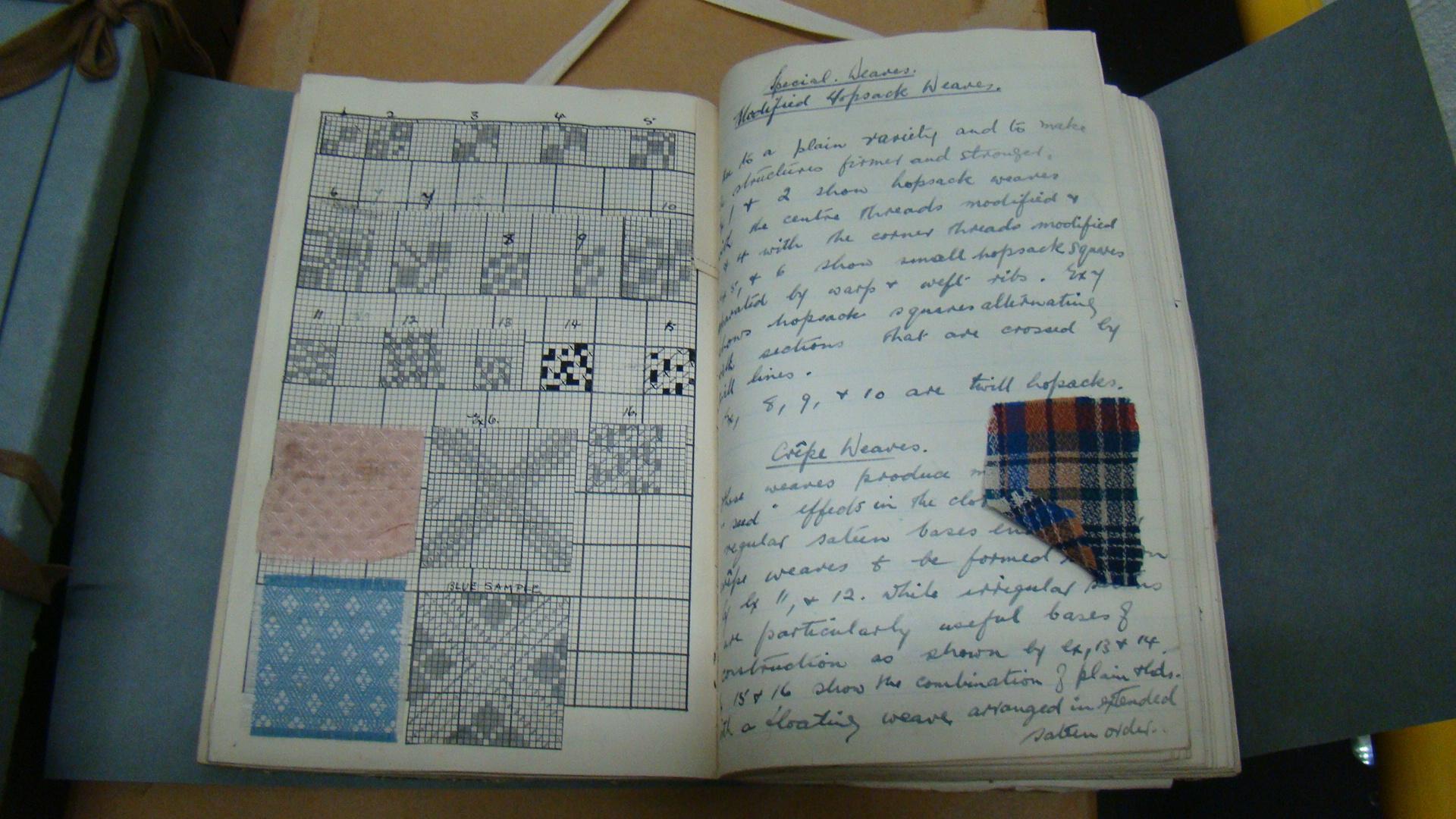 Daisy Anderson sketchbook
