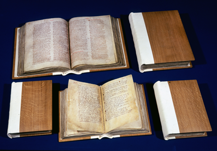The Domesday Book has been added to the register this year