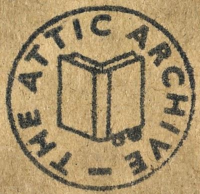 ATTIC ARCHIVE stamp