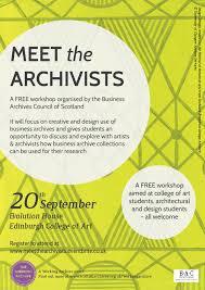 meet the archivists