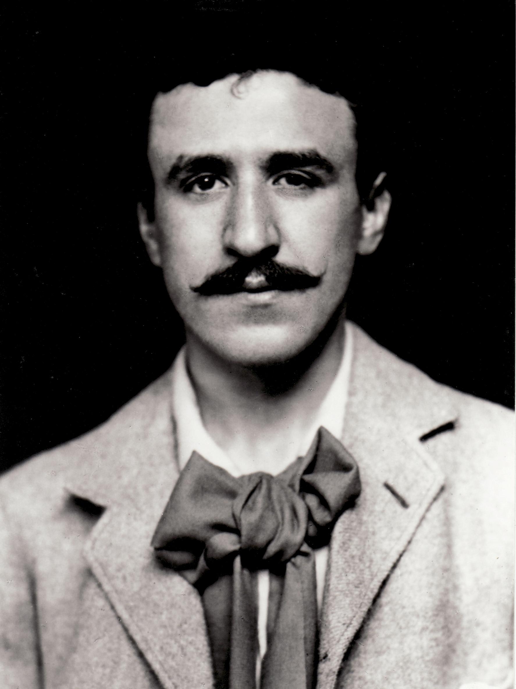 Charles Rennie Mackintosh. Image credit: T & R Annan & Son