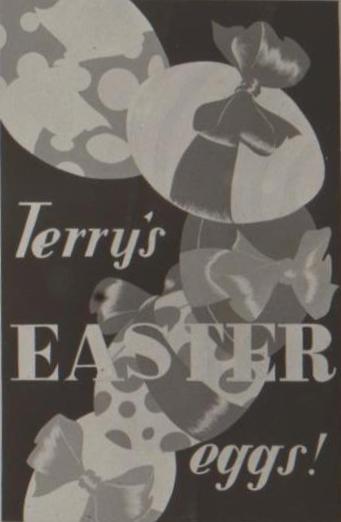 Terrys Easter Eggs, GSAA/P/1377(ii)