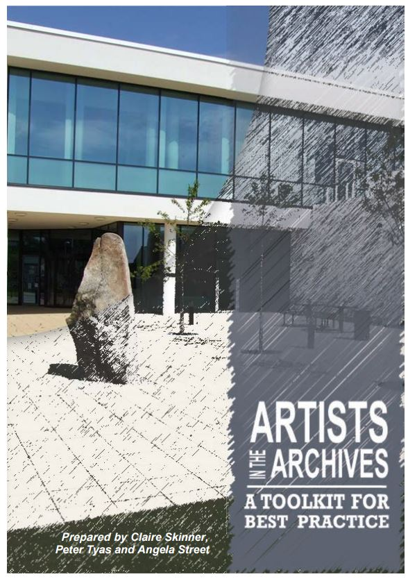 Artists in the Archive: A Toolkit for Best Practice