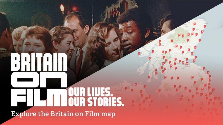 Image courtesy of the British Institute of Film