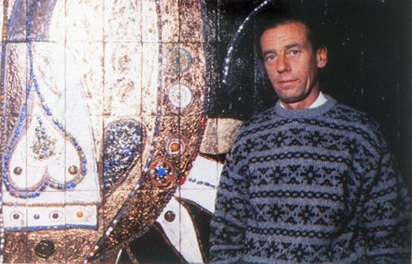 Bob Stewart again his Dumbarton Burgh Mural (Archive Reference: DC/62/7/2)