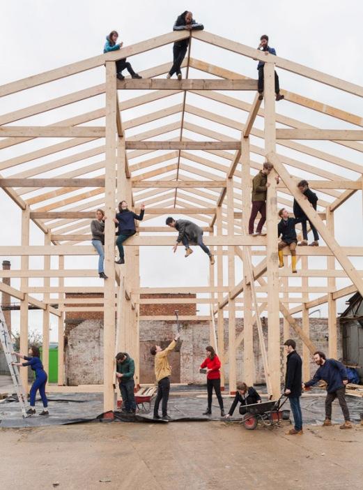 Assemble. Image courtesy of Tate