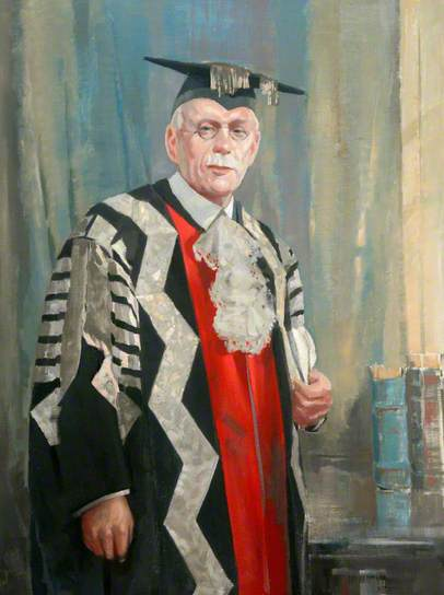 Sir Rober Alfred Bolam. Image courtesy of BBC Your Paintings, (c) Newcastle University; Supplied by The Public Catalogue Foundation
