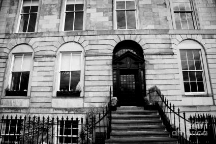 No. 5 Blythswood Square. Image courtesy of GU Feminist History