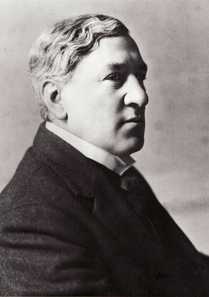 Portrait of Mackintosh (GSA Archive reference: MC/P/5)