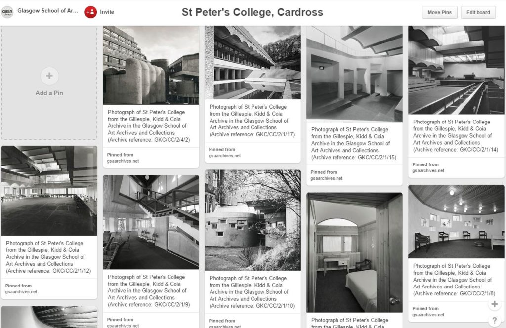 St Peter's College Pinterest