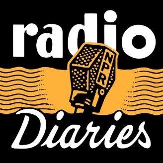 Radio Diaries Podcast Logo. Image courtesy of Radio Diaries