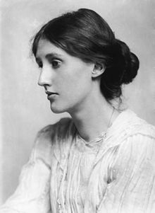 Virginia Woolf in 1902, photograph by Charles Beresford. Image courtesy of Wikipedia