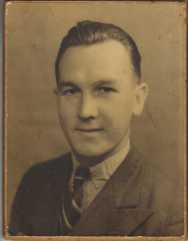 Picture of Robert Cruden Rodger, image courtesy of Ancestry.com