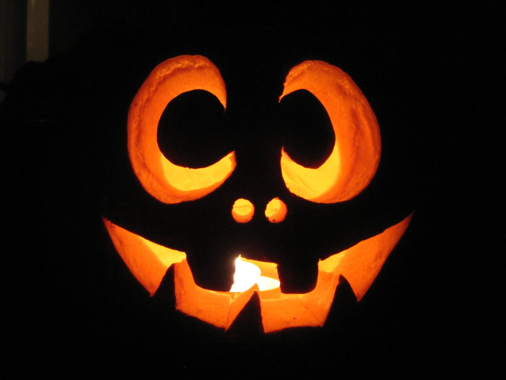 Friendly Pumpkin by Anders Lagerås, image courtesy of Wikipedia