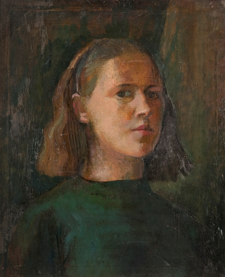 Self Portrait, GSA Archives and Collections (archive reference: NMC/1023)