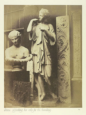 The Glasgow School of Art's plaster cast collection, Duncan Brown, 1853-1854